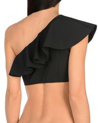 Pinko Black Bikini-Oberteil