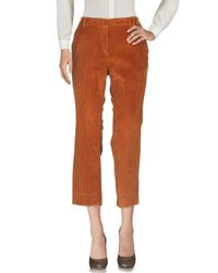 Pantalon Ottod'Ame en coloris Brown