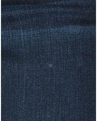 Pantalon en jean FRAME en coloris Blue