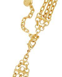 Collar Ben-Amun de color Metallic