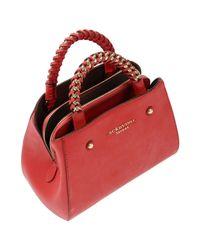 Bolso de mano Ermanno Scervino de color Red