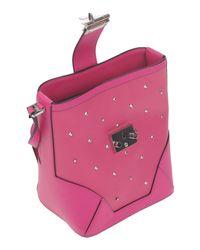 MCM Pink Shoulder Bag