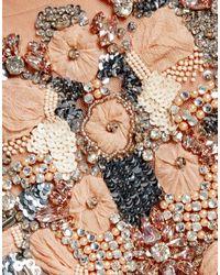 Badgley Mischka Multicolor Top