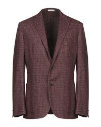 Veste Boglioli pour homme en coloris Purple