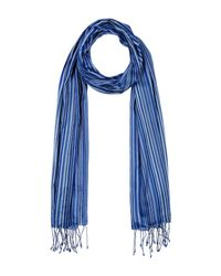 Paul Smith Blue Scarf for men