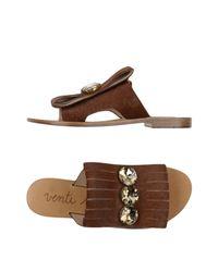 Venti 12 Brown Sandals