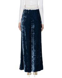 Pantalone di Off-White c/o Virgil Abloh in Blue