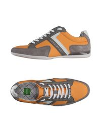 BOSS Green Brown Low-tops & Sneakers for men