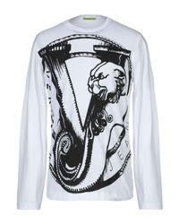 Versace Jeans White T-shirt for men
