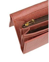 The Bridge - Pink Wallet - Lyst