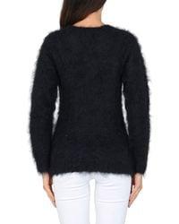 Pullover Howlin' By Morrison de color Black