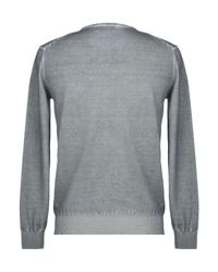 Pullover di Maestrami in Gray da Uomo