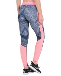 Roxy Blue Leggings