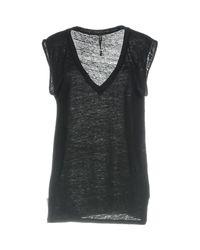 Manila Grace Black Sweater