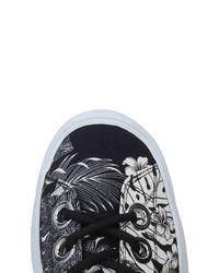 N°21 Black Low-tops & Sneakers