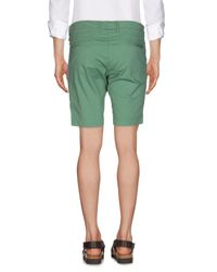 Bermuda AT.P.CO pour homme en coloris Green
