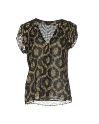 Isabel Marant Yellow Blouse