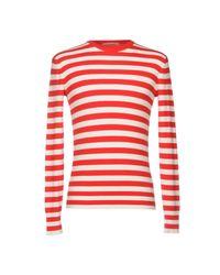 Pullover Ermanno Scervino pour homme en coloris Red