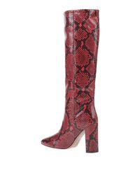 Ovye' By Cristina Lucchi Red Boots