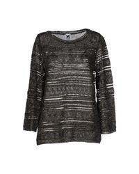 M Missoni Black Sweater