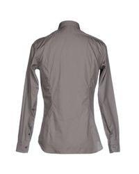 Caliban - Gray Shirt for Men - Lyst