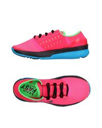 Under Armour Pink Low-tops & Sneakers