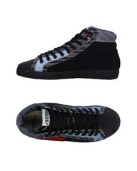 Springa Purple High-tops & Sneakers for men