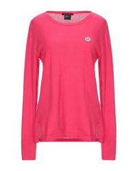 Pullover di Armani Exchange in Pink