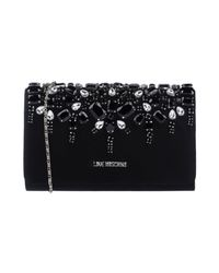 Love Moschino - Black Handbag - Lyst