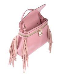 Twin Set Pink Handbag