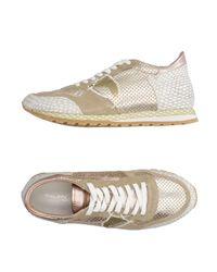 Philippe Model Natural Low-tops & Sneakers