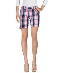 Nike Pink Bermuda Shorts
