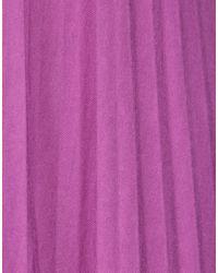 Gonna lunga di Weekend by Maxmara in Purple