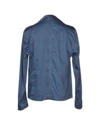 Dondup Blue Blazer for men