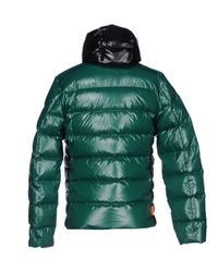 Rrd | Green Down Jacket | Lyst