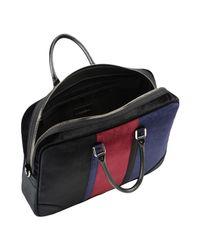 Attimonelli's - Black Work Bags for Men - Lyst