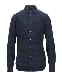 Calvin Klein Blue Shirt for men