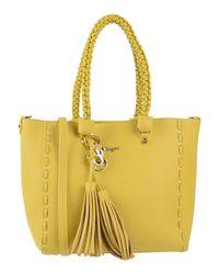 Blugirl Blumarine Yellow Handtaschen