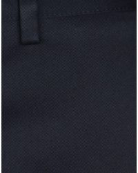 Gucci Blue Casual Trouser for men