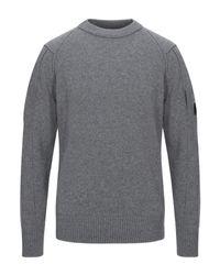 Pullover di C P Company in Gray da Uomo