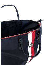 Tommy Hilfiger Blue Travel & Duffel Bag