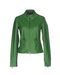 Vintage De Luxe Green Jacket