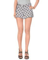 IRO Gray Shorts