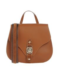 J&c Jackyceline Brown Handbag