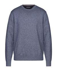 Pullover di Tommy Hilfiger in Blue da Uomo
