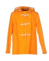 Gloverall Orange Jacket for men