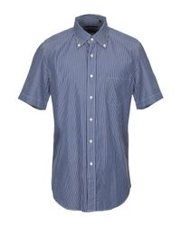 Xacus Blue Shirt for men