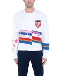 REEBOK X PYER MOSS Sweatshirt in White für Herren