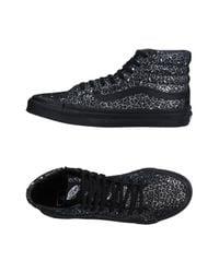 Vans - Black High-tops & Sneakers - Lyst