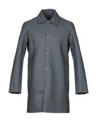 Stutterheim Gray Jacket for men